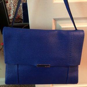 🆕 Ted Baker soft leather shoulder bag